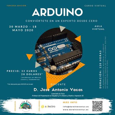 Curso Avanzado de Arduino