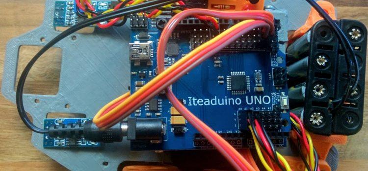 Probando IteadAduino: mejorando a Arduino